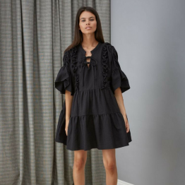 vestido oversized