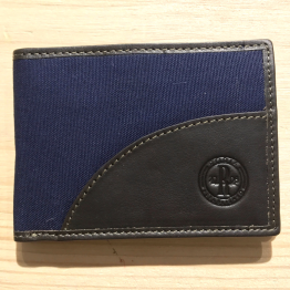 CARTERA CASUAL NAVY