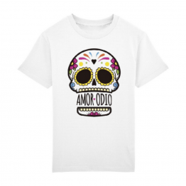 CAMISETA MINI CATRINA ORIGINAL