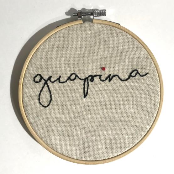 BASTIDOR GUAPINA