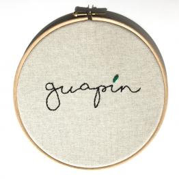 BASTIDOR GUAPÍN