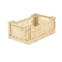 CAJA PLEGABLE MINI BANANA