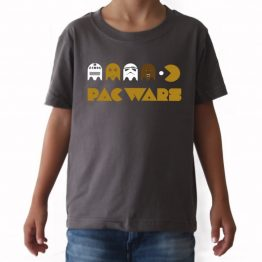 CAMISETA MINI PAC WARS