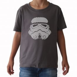 CAMISETA MINI STORMTROOPER