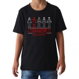 CAMISETA MINI STRANGER KIDS