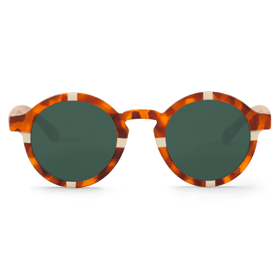 GAFAS DALTSON CROSS CREAM/LEO TORTOISE