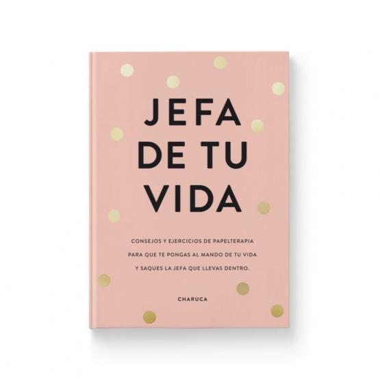 LIBRO JEFA DE TU VIDA