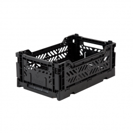 CAJA PLEGABLE MINI NEGRA