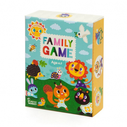 JUEGO CARTAS FAMILY GAME