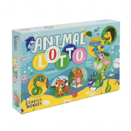JUEGO MEMORIA LOTTO ANIMAL