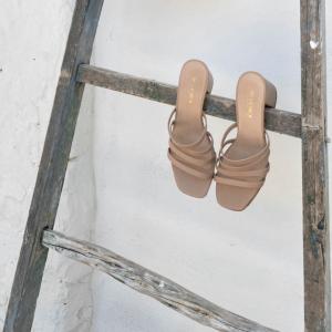 sandalia calella beige