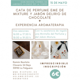 CATA PERFUME Y JABÓN MIXTURE
